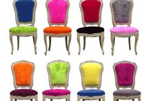 Vintage Chairs / by April Evans