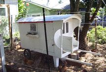 Gypsy Wagon or Tiny House / by Vicki M