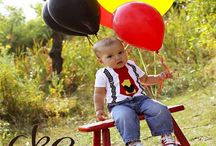 KEVINS FIRST BIRTHDAY / by Jessica Kennemer