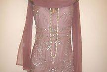 Mahya's Wedding / 1920's style bridesmaid dresses / by vampireweasel
