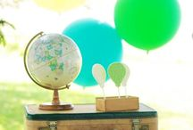 Around the world / by That Cute Little Cake