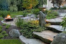 Garden makeover / by Ladyship Designs
