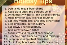 Holiday Tips / by Penrose-St. Francis Health Services