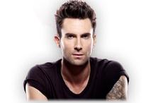 Adam Levine / Adam Levine / by Heather Rowland