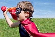 Super Hero Party / by Chelsea Berg