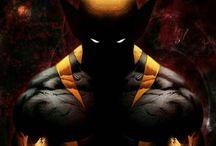 Wolverine. / aka Logan or James Howlett. / by Derek Horne
