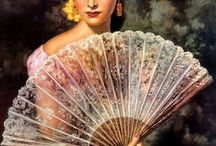 Art - Vintage people. / by Jenni Jordan