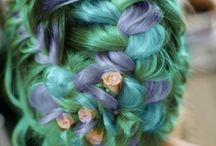 Nice Hair / by Yvonne Siesling