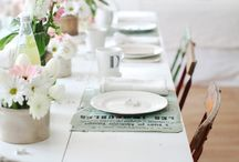 sweet tea parties / by Kristy