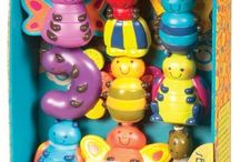 Toys & Games - Baby & Toddler Toys / by Monica Balaban