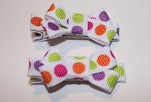 jts fav hairbows / by Paul Thompson