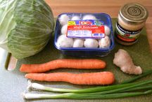 Healthy Meals  / by Antara Wherry