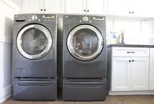 Laundry Room / by Krisee Casey