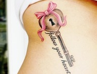 Tattoos ... you know, if I ever get one / by Brandi Houser