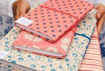 Journals & Notebooks / by Emily Hein