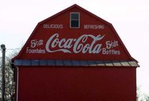 COKE..THE REAL THING / by Terry Hobson