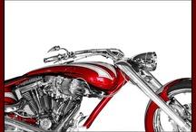 | Harley Davidson | Custom Choppers | / by shlomi biton Interior design