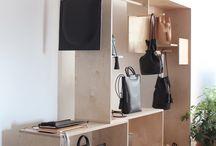 Store Visual Set / Visual merchandising.  / by Ayu Sophia