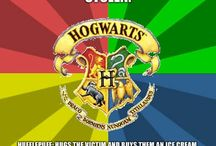 Harry Potter / by ☠ ᏟɦЯĭֆ ☠