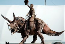 DinoSaurs  / by Ankur Vakil