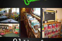 Classroom set up & organization / by Sar ah