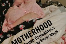 Motherhood May Cause Drowsiness / Motherhood May Cause Drowsiness: Funny Stories by Sleepy Moms. Join us! http://motherhoodmaycausedrowsiness.com / by Lisa Nolan