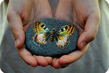 Rocks, Pebbles, Stones / by Carmen Berg