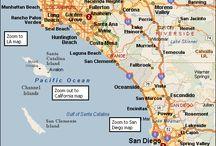 USA : West ; California , Nevada ,Utah / Lost Angeles , San Francisco , Sacramento , San Diego , Las Vegas , Salt Lake City / by Lindawati Santosa