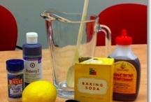 Homemade remedies yea / by Samantha Keating