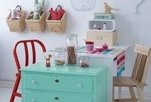 Toy Storage Ideas / by Laura Messner
