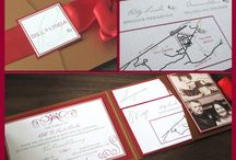 Red Weddings / by Cards & Pockets