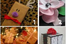 Gifting ideas / by Cliffie Ryan