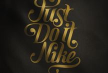 Typography / Calligraphy / by Conrado Arduini