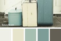 Colors of the Wind / Paint swatches and color schemes I love. / by Bailey Anderson