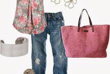 spring fashion / by Melissa Rae