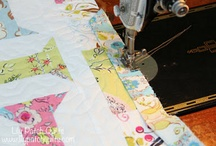Quilt it! (how to) / by Leah Hazelton