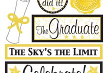 Graduation Goodies / by Chef Steve's 1-800-Bakery