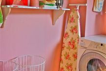 Laundry room / by Lindsey Christensen