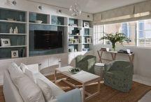 living room / by Megan O'Neill