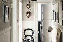 Hallways + Entryways / by Megan Lipke Kenney