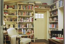 Creative Bookcases / by Cindy Dunn
