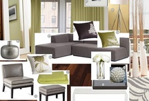 Living Room Inspiration / by Taryn {Design, Dining + Diapers}
