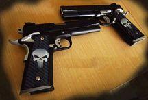 Guns / by Skull _rage
