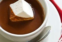 Hot Chocolate / by Carla B
