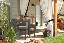 Small yard ideas / by Karen Strauss