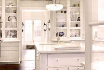 dream kitchen / by Verbena Cottage
