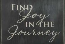 Joy / Happiness in life.  / by I ♥ Jesus Christ
