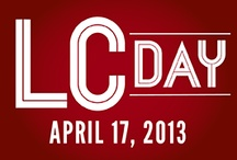 LCDay2013 / LC Day is an annual event that happens in the spring.  Photos and video capture the sights and sounds and happening at Lynchburg College and are shared on social media. / by Lynchburg College
