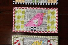 Mug rugs, runners, etc. / Kitchen quilts / by Annie Smith