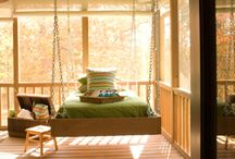 Outdoor Spaces / by Alysia - Made of Metal